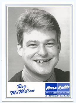 McMillan, Roy