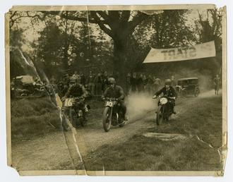Drayton Manor, near Tamworth 1932 Albert Moule far…