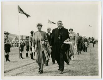 Tynwald Procession 1951