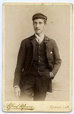 George Paton (son of Rev George Paton)