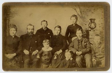 Quayle family