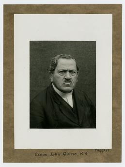Canon John Quine