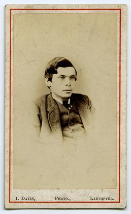 Edward Rawlinson, an old-style schoolmaster