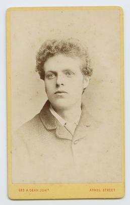 Alf Robinson (d.1927)
