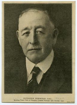 Robertson, Alexander