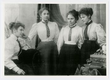 Louise, Emma, Fanny and Margaret Taubman