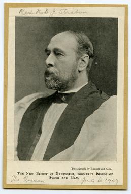 Rev N. D. J. Straton