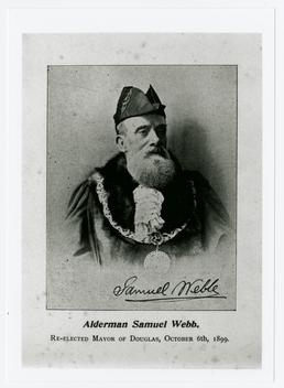 Alderman Samuel Webb