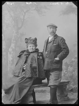 Mr & Mrs Richard Wane