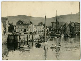 Ramsey Harbour and Market Square