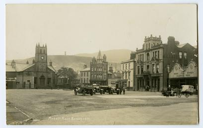 Market Place, Ramsey