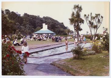 Mooragh Park paddling pool, Ramsey