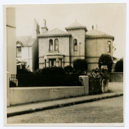 House where Reverend T.E. Brown spent the last…