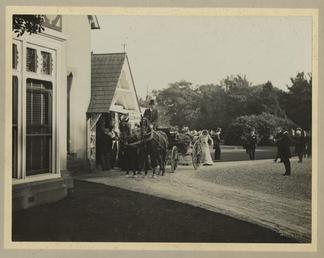Edward VII at Cronkbourne House