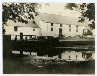 Abbey Mill, Ballasalla
