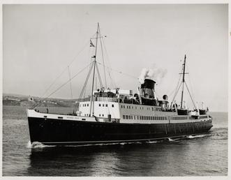 Isle of Man Steam Packet Company steamer 'Mona's…