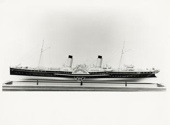 P.S. 'Queen Victoria' model