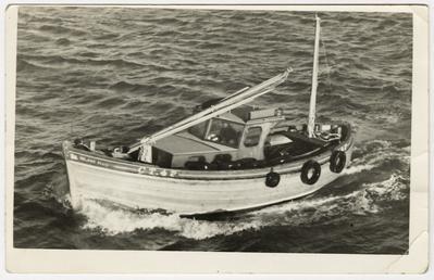The 'Island Maid', owned by Mr John Gawne…