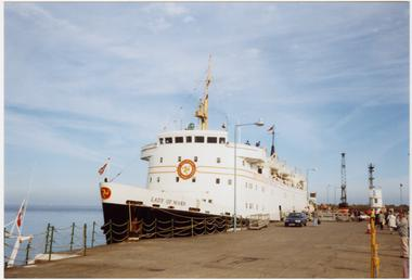 Lady of Mann II' at Douglas