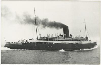 Ben my Chree IV 1927-1965