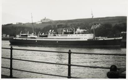 Mona's Queen IV' at North King Edward Pier