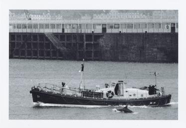 Douglas lifeboat 'Colby Cubbin No. 1' in Douglas…