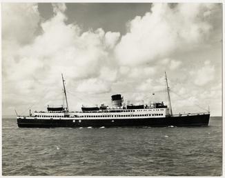 The 'Manxman II' 1955-1982