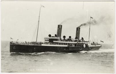 Empress Queen (1897-1915)