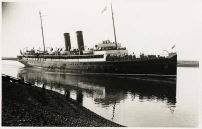 Mona's Isle IV', ex Onward