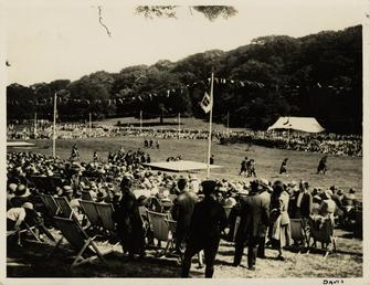 Highland Games at the Nunnery