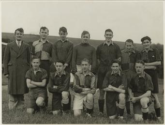 Douglas High School Old Boys Cup Team