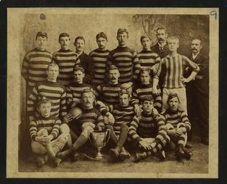 Mona Rugby Football Club Team