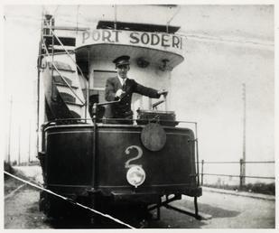 Southern Electric Railway - Marine Drive