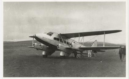 West Coast Air Services 'Spirit of Liverpool'