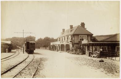 Manx Electric Railway vestibuled motor saloon 11