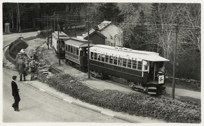 Manx Electric Railway tour by the Light Rail…