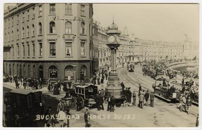 Jubilee Clock, Douglas