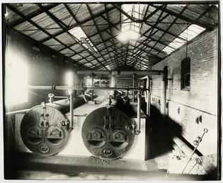 Cable Tram Boiler