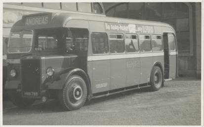HMN 788, New 1948 Sold 1968