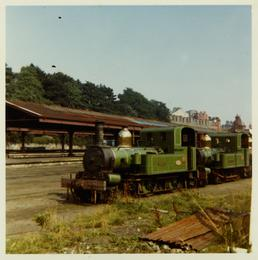 Engine No.1 Sutherland, No.3 Pender and No.9 Douglas…