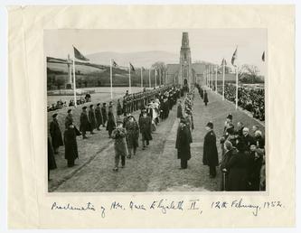 Tynwald ceremonial procession