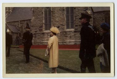 The Queen Mother on Tynwald Day