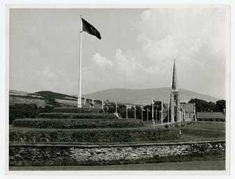 Tynwald Hill and St John's Church