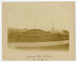 Tynwald Hill and St John's Church