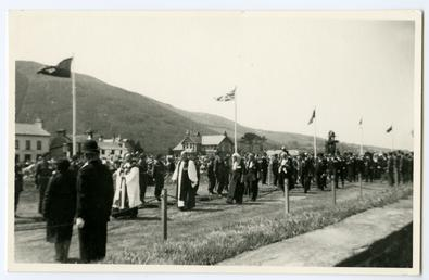 Tynwald ceremonial procession