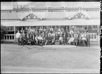 First World War Internees, Douglas Camp, Isle of…