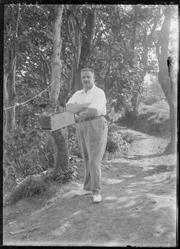 First World War Internee, Woodland Path, Douglas Camp,…