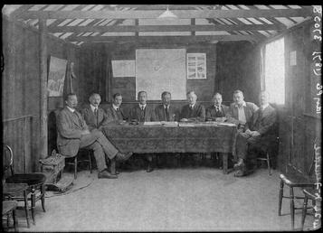 First World War Internee Society or Committee, Douglas…