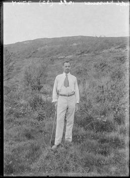 First World War Internee, Howstrake Camp, Isle of…
