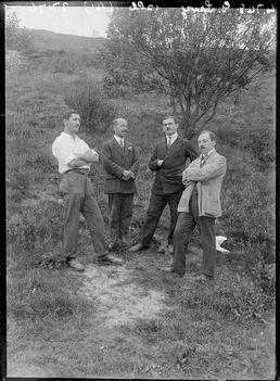 First World War Internees, Howstrake Camp, Isle of…